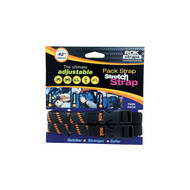 "Rok Strap 5/8"" Medium Duty Black 12""-42"""