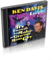 Its Enough To Make A Grown Man Cry CD by Ken Davis