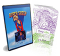 Super Sheep DVD + Sheep Tales Book By Ken Davis