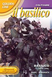 Basil Violetto Aromatico/Dark Opal(13-5)