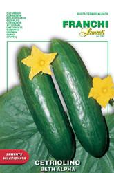 Cucumber Beit Alpha (38-16)