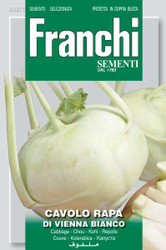 Kohlrabi Early White Vienna (32-1)
