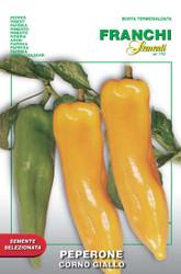 Pepper Corno di Toro Giallo (97-14)