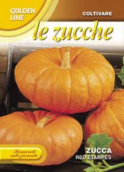Pumpkin, Rouge Vif d'Etamps (aka Cinderella) (145-21)