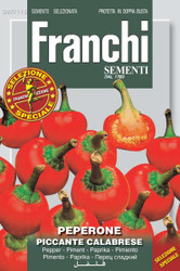 Pepper, Piccante Calabrese (97-115)