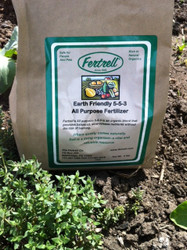 Fertrell Earth Friendly 5-5-3 All Purpose Fertilizer