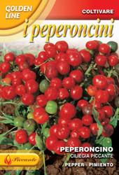 Peperoncino Ciliegia Piccante (97-39)