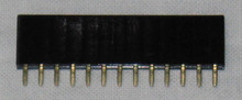 uIEC/SD 1x13 Edge Connector