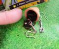 YOU Have a Green Thumb - Garden Rake Earrings