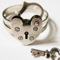Unlock My Heart - Opening and Closing Padlock Ring