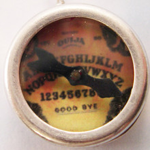Working Ouija Compass Necklace with Sterling Silver Chain really works!