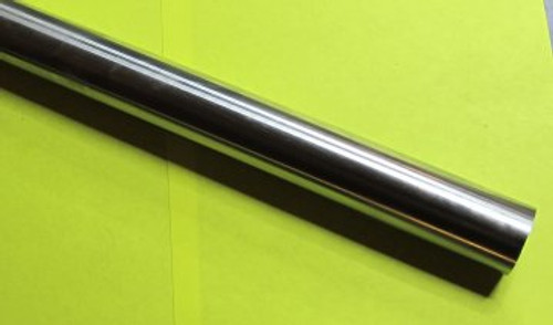 Ground steel chrome bar type 1045. 400mm x 7/8""