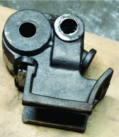 AC16 cast iron cyinders