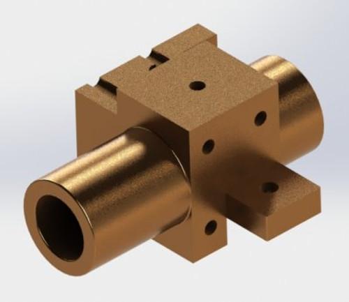 A12 Valve gear rocker shaft bearing