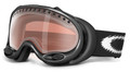 Oakley A-Frame 7001 Sunglasses 01-987 Jet Black