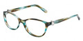 Tiffany Eyeglasses TF 2093H 8124 Ocean Turquoise 52-17-140