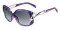 Emilio Pucci Sunglasses EP702S 539 Orchid 57-16-125