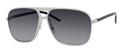 Dior Homme AL 134/S Sunglasses 053J Slv Matte Blk 61-13-140