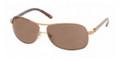 Prada PR59LS Sunglasses 7OE8C1 Br/Tort