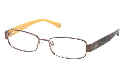 coach hc 5001 eyeglasses 9023 br 52 16 135 elite eyewear