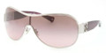Coach 7005B Sunglasses 901614 Silver-Purple
