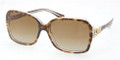 Coach 8009 Sunglasses 5049T5 Tortoise /Crystal