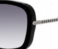 Alexander McQueen 4122 Sunglasses 2847V  Blk