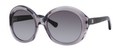 Balenciaga 0123 Sunglasses 004EPT Gray