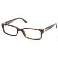 BVLGARI BV 3014 Eyeglasses 504 Havana 54-17-140