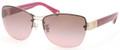 Coach Sunglasses HC 7013B 905814 Gold Burg 59MM
