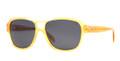Donna Karan 1028 Sunglasses 32216  CLEAR YELLOW