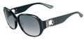 Salvatore Ferragamo Sunglasses SF609S 001 Blk 59MM
