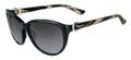 Salvatore Ferragamo Sunglasses SF614S 001 Blk 57MM
