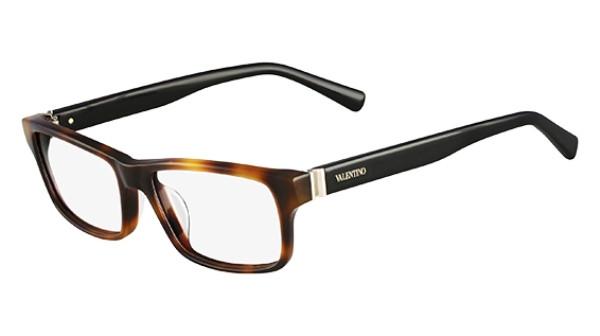 valentino eyeglasses v2637 214 53mm elite eyewear