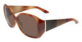 Fendi Sunglasses 5254 218 Light Havana 58MM