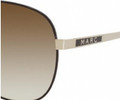 Marc by Marc Jacobs MMJ 132/S Sunglasses 0I0PCC BROWN-GOLD (6310)