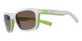 NIKE Sunglasses VINTAGE 73 EV0598 132 White Green 55MM