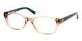 TORY BURCH Eyeglasses TY 2031 1164 Khaki Teal 51MM
