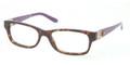 RALPH LAUREN Eyeglasses RL 6106Q 5003 Havana 53MM