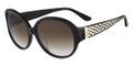 SALVATORE FERRAGAMO Sunglasses SF665S 001 Blk 59MM