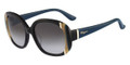 SALVATORE FERRAGAMO Sunglasses SF674S 001 Blk 55MM