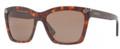 Versace VE4213B Sunglasses 879/73 HAVANA Br