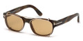 TOM FORD Eyeglasses TF 5276 62J Br Horn Roviex 51MM