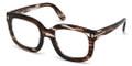 TOM FORD Eyeglasses TF 5315 049 Matte Br 53MM