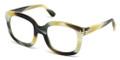 TOM FORD Eyeglasses TF 5315 062 Br Horn 53MM