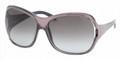 Prada PR05LS Sunglasses 7ZT3M1 CRYSTAL- ANTIQUE PINK