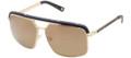 Christian Dior HAVANE/S Sunglasses 00K4VP Blue Gold (6113)