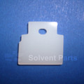 Wiper generic solvent blade for Roland