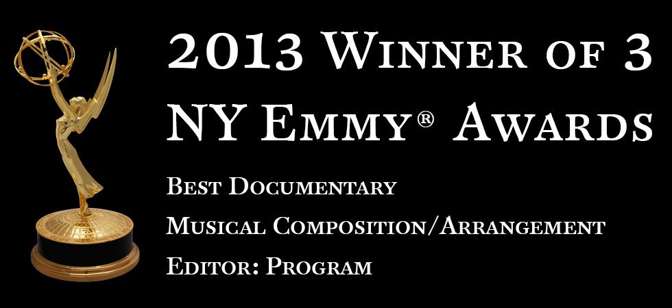 Emmy® Winner