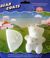 Bear Coat - Clear